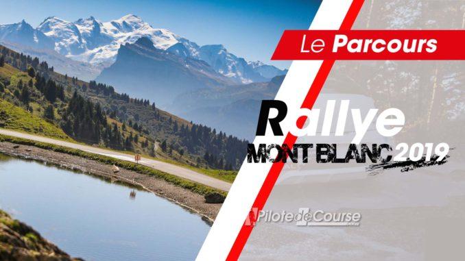 Les spéciales du Rallye Mont-Blanc 2019