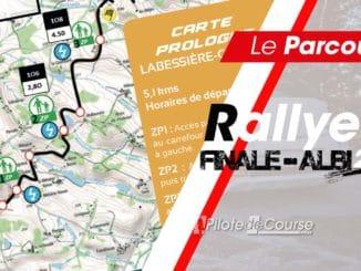 Toutes les spéciales de la Finale de la Coupe de France des Rallyes 2019 - Albi