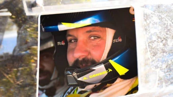 Arnaud Genesca : «… être au top»