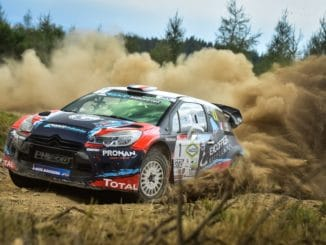 Engagés Rallye Terre de Vaucluse 2019