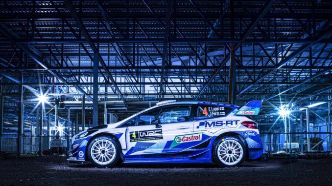 Ford Fiesta WRC M-Sport 2020
