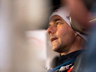 Sébastien Loeb dans le dur