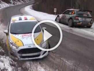 Rallye Monte-Carlo 2020 : ES3-8
