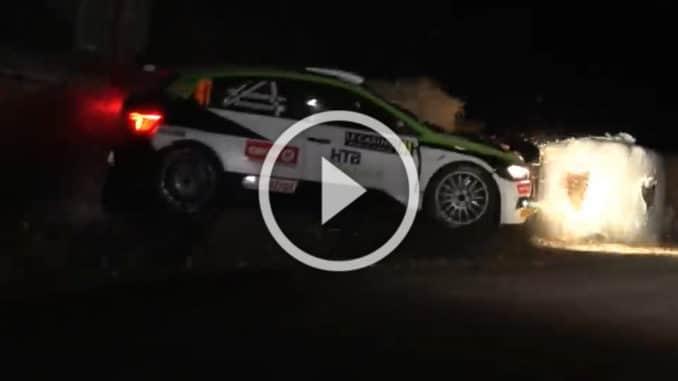 Shakedown Rallye Monte-Carlo 2020