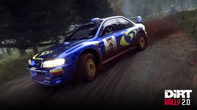 DiRT Rally 2.0 - Colin McRae FLAT OUT