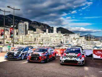 Les Teams et les pilotes WRC 2020