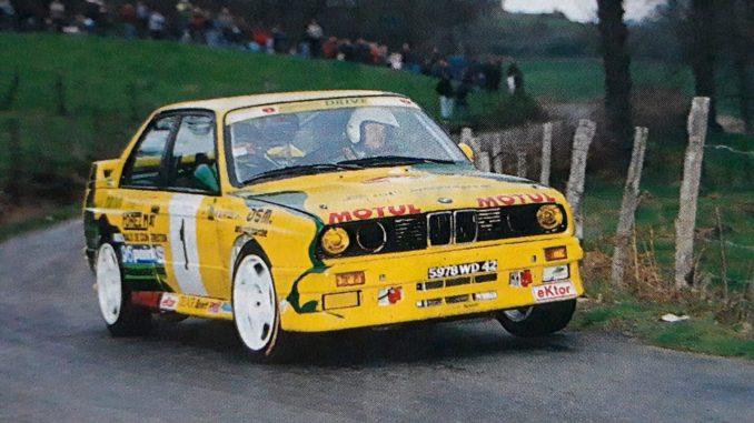 BMW M3 Eric Peyrache