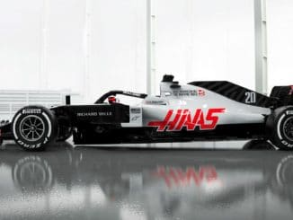 Haas VF-20 profil