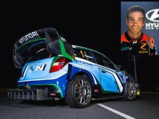 Hayden Paddon poursuit avec Hyundai