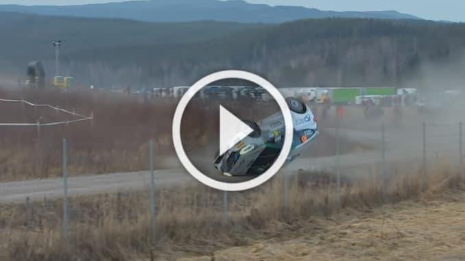 JWRC Rallye Suède 2020
