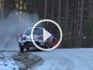 Rallye Suède 2020 : ES1-5