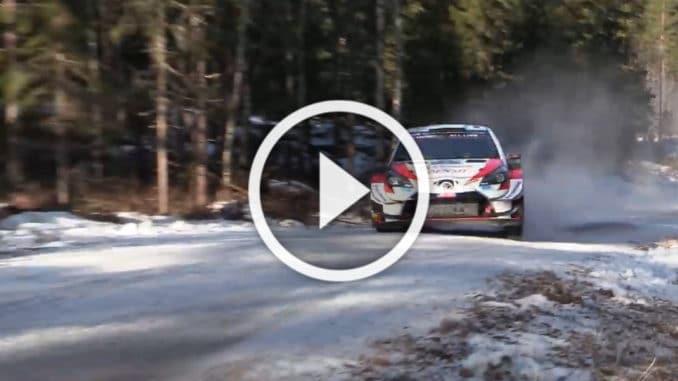 Rallye Suède 2020 : ES6-9