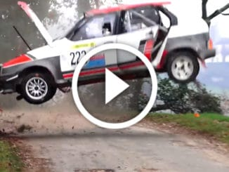 crash Rallye BAC 2020
