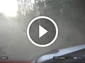 shakedown Rallye Suède 2020