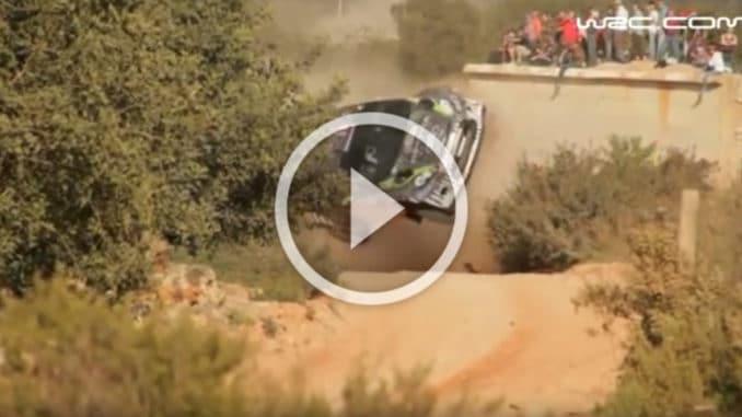 Crash Ken Block Portugal 2011