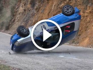 Crash Rallye Vaison 2020