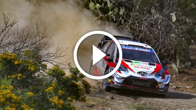 Rallye Mexique 2020 : ES3-6