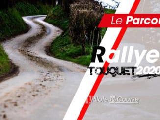 Les spéciales du Rallye du Touquet 2020