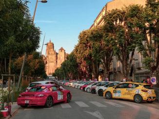 Vers une reprise au Rallye du Rouergue