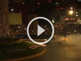 Rallye Mexique 2020 : ES1-2