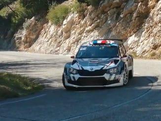 Rallye Sainte Baume 2020 - ES7-12