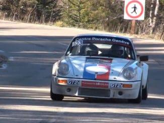 Rallye Sainte Baume 2020 VHC