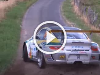 Best Of Porsche en Rallye