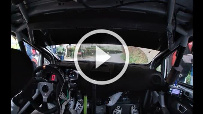 Julien Pontal au Rallye du Touquet 2020