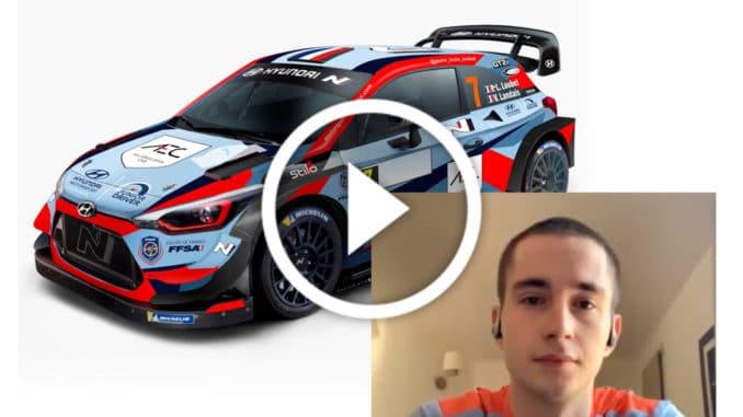 Loubet : «Une WRC c'est plus facile qu'une R5 »
