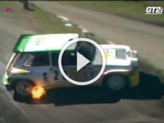 Rallye des Garrigues 1986