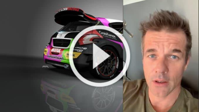Sébastien Loeb de retour en Rallycross