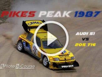 Pikes Peak 1987