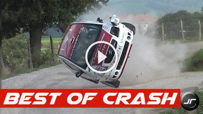 Best of rallye crash