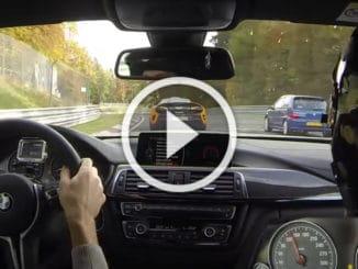 Chaleurs en série sur le Nürburgring