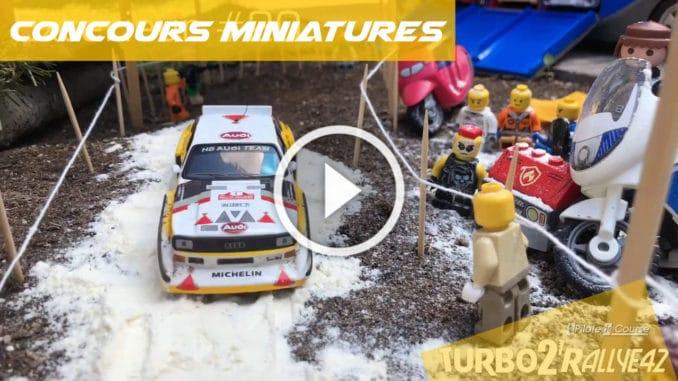 Concours Miniatures 2020
