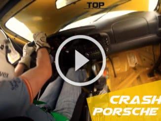 Il crash une 911 GT3 sur le Nürburgring