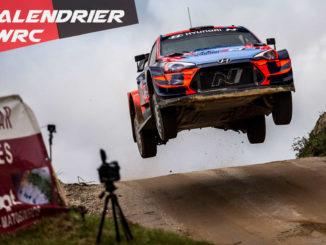 Le calendrier du WRC 2020 se dessine