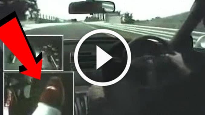 Magic Senna en Honda NSX
