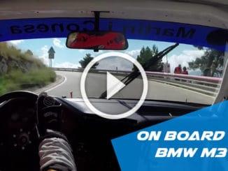 Montée de feu en BMW M3