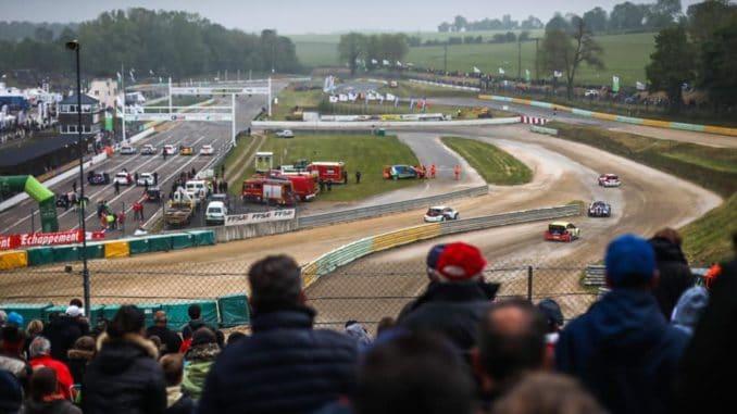 Le Championnat de France de Rallycross sauvé du Covid-19