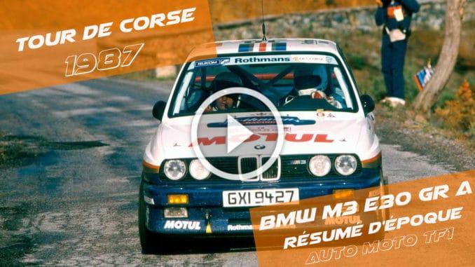 Tour de Corse 1987