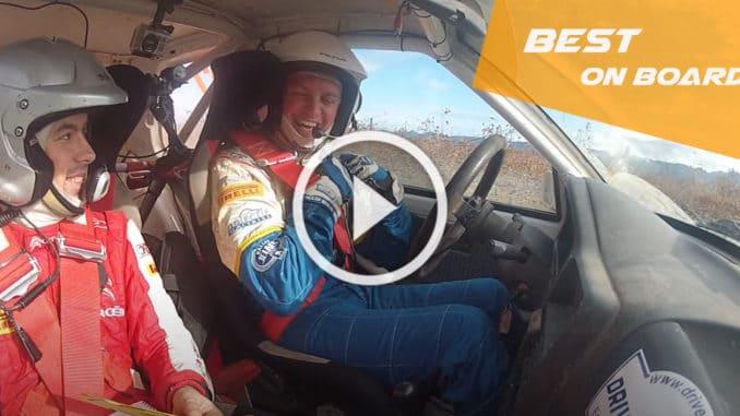 Vidéo On Board la plus fun du monde