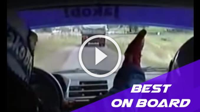 Video Best On Board Rallye