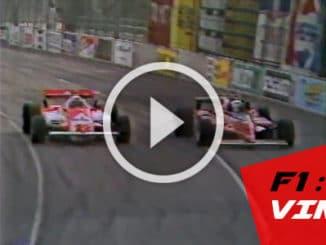 duel vintage entre Andretti et Pironi