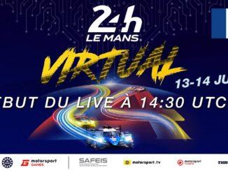 24 Heures du Mans - Virtuel