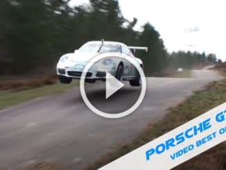 Best Of Porsche GT3 en rallye