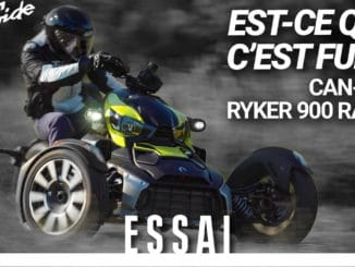 Can-Am Ryker 900 Rally