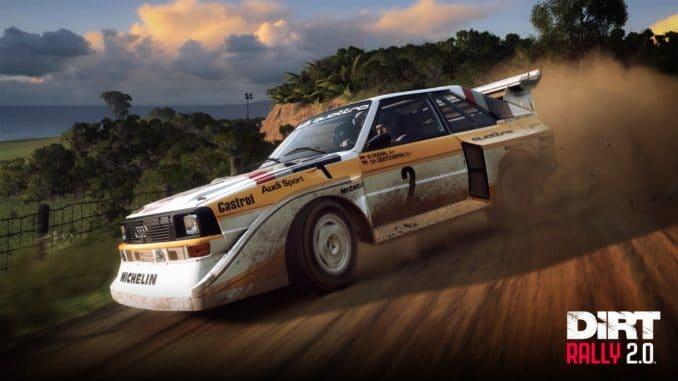 Codemasters se paye le WRC