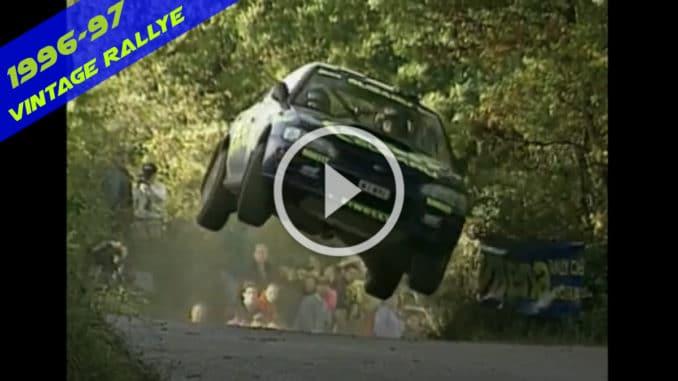 Meilleurs moments WRC 1995-1996