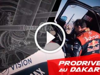 Dakar 2021 : Prodrive se lance dans le Rallye-Raid